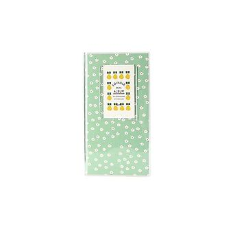 Fashion 84 Pockets Mini Film Instax Polaroid Album Photo Storage Case
