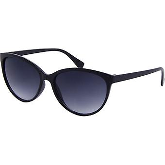 Sonnenbrille Unisex  Schmetterling Kat. 3 schwarz/grau (Basic 220-D)