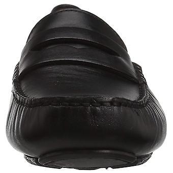 Naturalizer Womens Natasha Leather Closed Toe Loafers