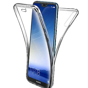 TPU Mobile Shell for Huawei P30 Mobile Case Mobile Protection Full Protection Rubber Transparent
