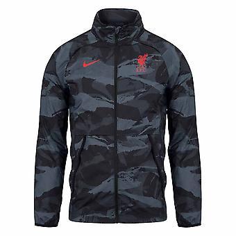 2020-2021 Liverpool AWF Lightweight Jacket (Anthracite)