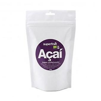 Superfruit - Acai Powder - EU Organic 90g