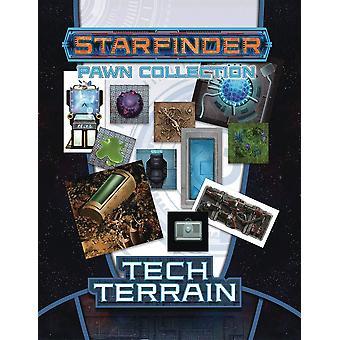 Starfinder pionnen Tech Terrain Pawn Collection