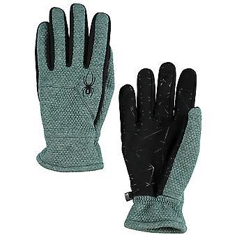 Spyder ENCORE Herren Ski Winter Handschuhe grau