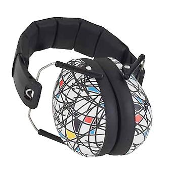 Kidz Banz Kid's Ear Defenders - Squiggle
