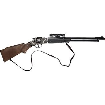 CAP GUN  - 104/0 - Gonher Cowboy Rifle 8 Shots