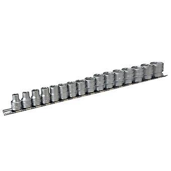 Teng M3816 Hylsykiinnikekiskosarja 16 metrinen 3/8in asema TENM3816