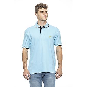 قميص أزرق فاتح Versace 19v69 رجل