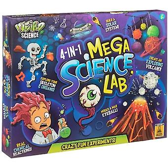 Weird Science 4-In-1 Mega Science Lab