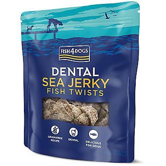 Fish4Dogs Sea Jerky Fish Twists (Dogs , Treats , Natural Treats)