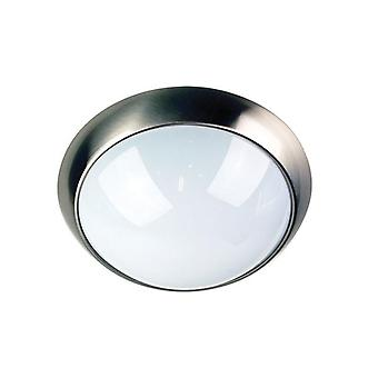 Double Insulated Oyster With Brushed Steel Trim