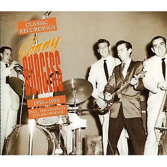 Sonny Burgess - Classic Recordings 1956-59 [CD] USA import