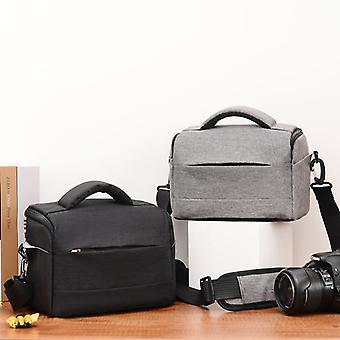 Kamera laukku muoti olkalaukku kamerakotelo linssi pussi vedenpitävä valokuvaus valokuva laukku