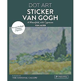 Dot Art: Sticker Van Gogh