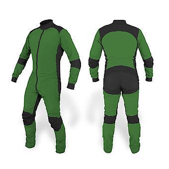 Traje de paracaidismo Freefly verde se-03
