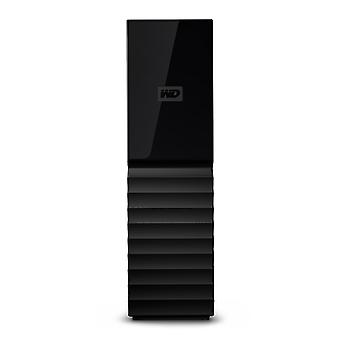 Wd 4 tb my book usb 3.0 desktop hard drive with password protection and auto backup software 1 bay