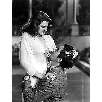 Blut und Sand Rita Hayworth Tyrone Power 1941 Tm & Copyright 20Th Century Fox Film Corp-alle Rechte vorbehalten Fotoabzüge