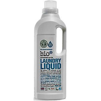 Bio-D Wäscheflüssigkeit 1L x12
