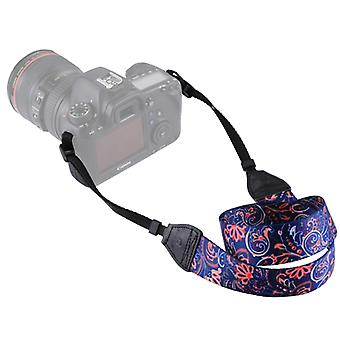 PULUZ Retro Ethnic Style Multi-color Series Shoulder Neck Strap Camera Strap for SLR / DSLR Cameras