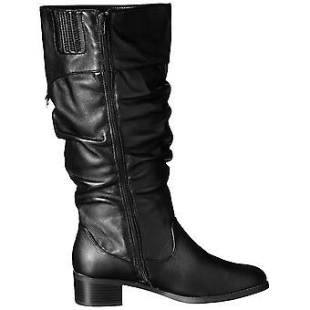 Easy Street Womens Cheyenne Round Toe Mid-Calf Fashion Boots