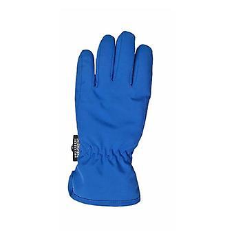 Gevoerde kinderhandschoen Snowtex 3/4 jaar blauw