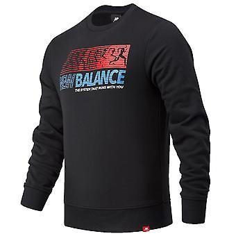 New Balance 3509 MT03509BK universel toute l'année sweatshirts hommes