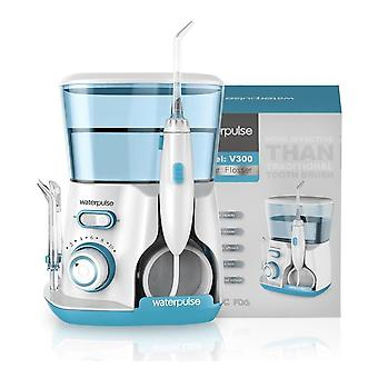 Oral Irrigator Tips Dental Water Flosser Elektroreiniger 800ml Oralhygiene