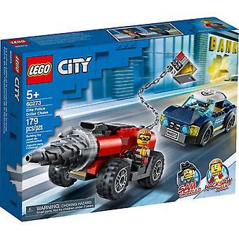 LEGO 60273 Eliitti poliisi Chase Driller