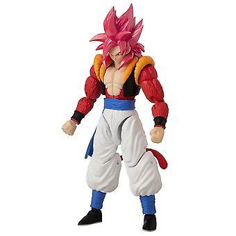 Dragon Ball Dragonstars Super Saiyan 4 Gogeta Action Figure