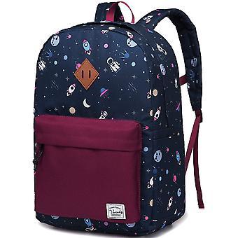 VASCHY Kids School Backpack Boys Backpack Children's Backpack School Book Bag