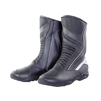 BIKE IT ROAD BOOST TOURER ADULT BOOTS BLACK