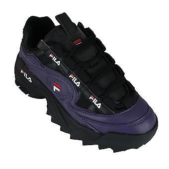 Fila d-formation viola/nero - calzature donna