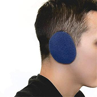 Unisex Men And Women Fleece Winter Warmer Earmuff Plush Cloth Earmuffs Cover