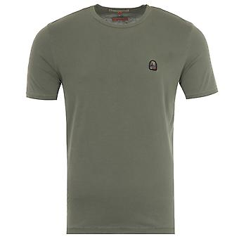Parajumpers Patch T-Shirt - Military Green