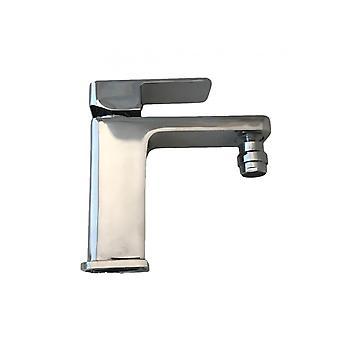 Grifo mezclador para bidet cuadrado baño cuadrado cuadrado