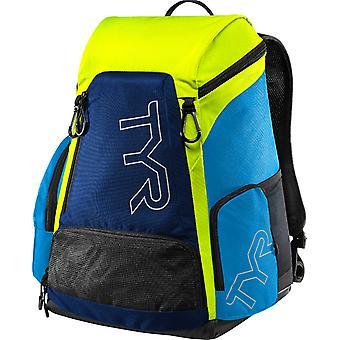 TYR aliança Team® mochila - 30 L - azul/verde