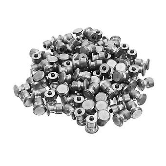 100pcs Winter Wheel Lugs Car Tires Screw Snow Spikes Tyre Sled Snow Chains Stud