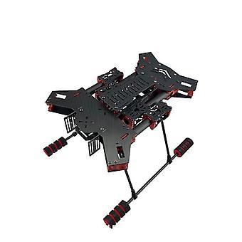 ألياف الكربون سباق طائرة بدون طيار الإطار عدة، Quadcopter مع لوحة التوزيع
