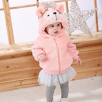 Baby Kigurumis Hoodies Long Sleeve Sweatshirts Tamiflu Cartoon Bear Costume