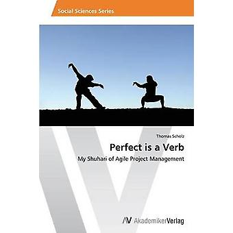 Perfect Is a Verb by Scholz Thomas - 9783639472998 Book
