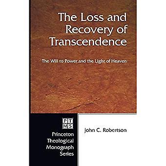La perte et le rétablissement de la transcendance : la volonté de pouvoir et la lumière du ciel (Progrès dans la recherche sur la conscience,)