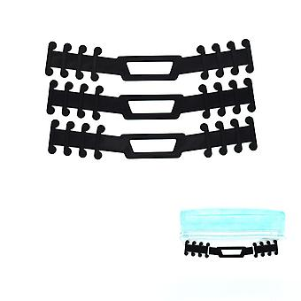 10x Ear saver back head clip for mask