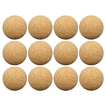 Solid Wood Foosball Table Soccer Ball
