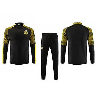 Training Football Uniform Long Sleeve Shirt