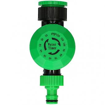 water timer 15 x 10 cm green