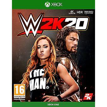 WWE 2K20 Xbox One Game