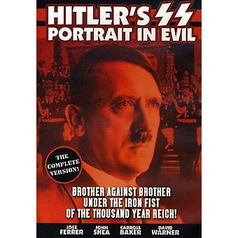 Hitler's Ss-Portrait of Evil [DVD] USA import