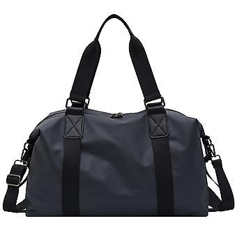 Large-capacity portable sports fitness bag, portable training yoga bag
