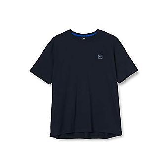 BOSS Tales T-Shirt, Dark Blue404, Large Men