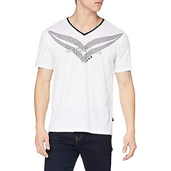 Trigema 63671318 T-shirt, vit (Weiss 001), xs män